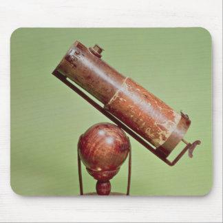 Telescope belonging to Sir Isaac Newton  1671 Mouse Pad
