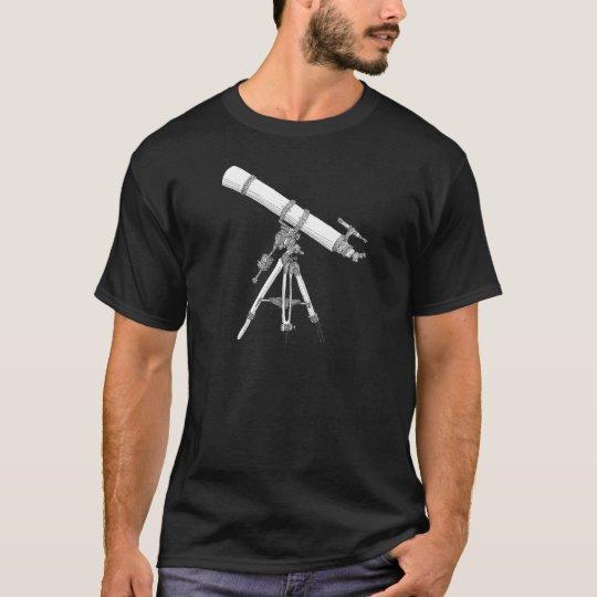 Telescope Drawing Series T-Shirt