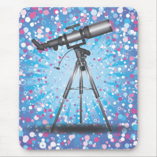 Telescope Mouse Pad