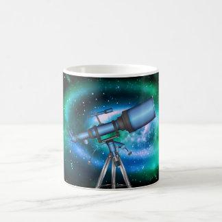 Telescope Nebula Magic Mug