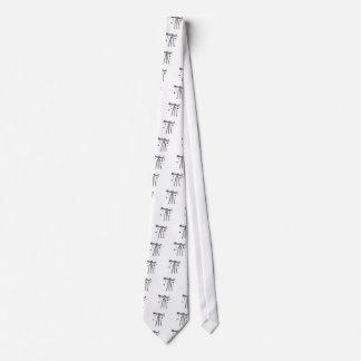 Telescope Neck Tie