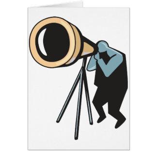 Telescope Note Cards