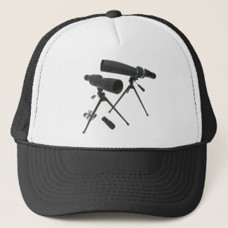 Telescope party trucker hat