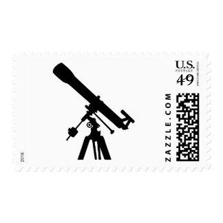 Telescope Postage Stamp