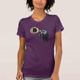 Telescope Womens T-Shirt