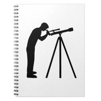 Telescopio Notebook
