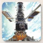 Telescopio de Hubble Posavasos De Bebidas