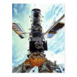 Telescopio de Hubble Postales