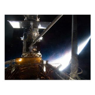 Telescopio de Hubble Postal