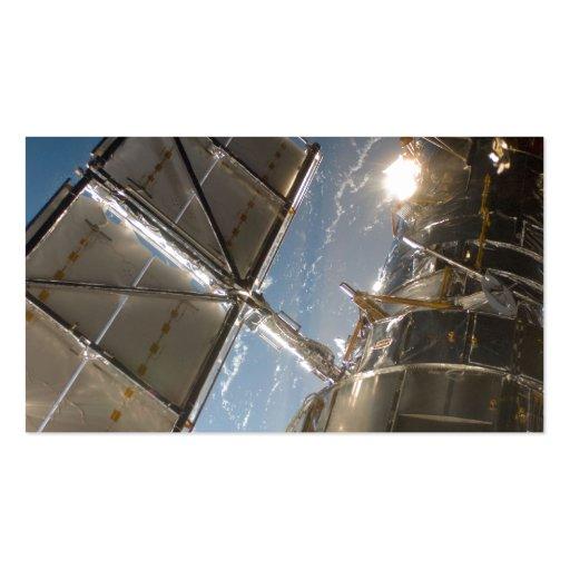 Telescopio de Hubble Tarjetas De Negocios