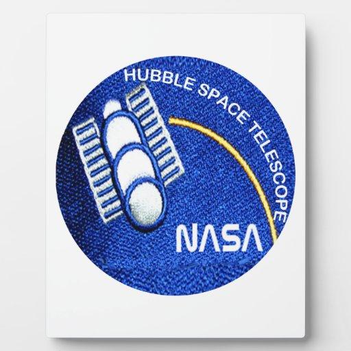 Telescopio espacial de Hubble(HST) Placas Para Mostrar
