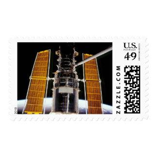Telescopio espacial de Hubble Timbres Postales