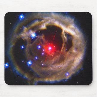 Telescopio espacial de V838 Monocerotis Hubble Alfombrillas De Ratones