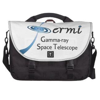 Telescopio espacial del rayo gama de Fermi Bolsas Para Ordenador