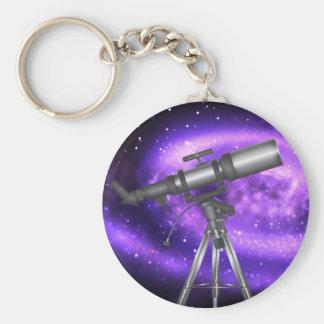 Telescopio Llavero Redondo Tipo Pin
