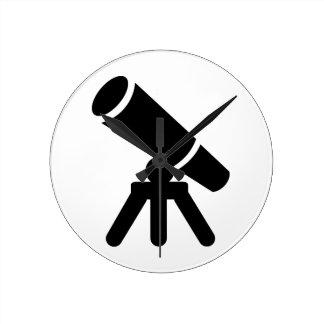 Telescopio Relojes De Pared