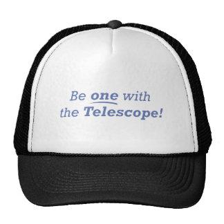 Telescopio/uno Gorras