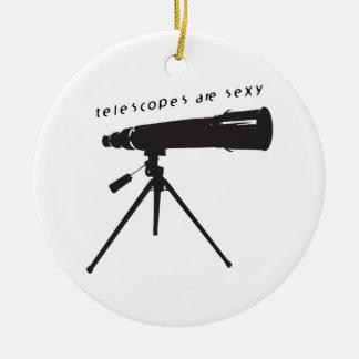 Telescopios Adorno Redondo De Cerámica