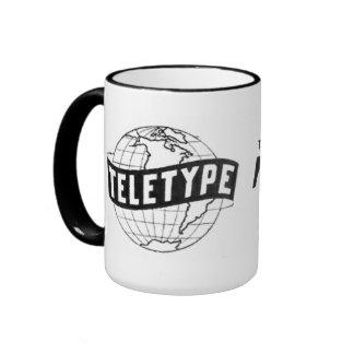 Teletype Dual Logo Mug