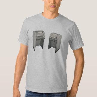 Teletype Model 28 (plain) shirt