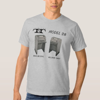 Teletype Model 28 Shirt