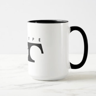 Teletype Mug
