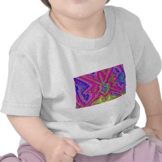 Televise Awakening (Glitch art) T-shirts