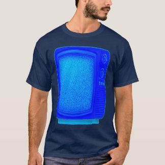 television 1 4 T blue T-Shirt