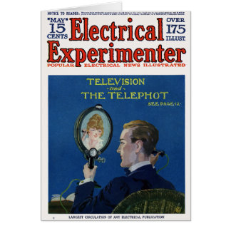 Television and The Telephot Card