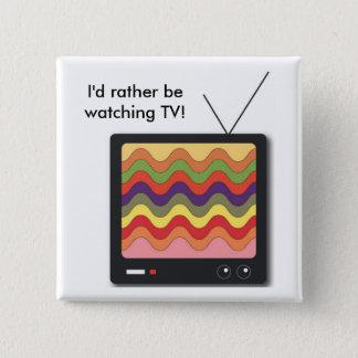 Television - Button