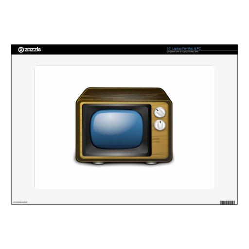 Televisión Calcomanías Para 38,1cm Portátiles