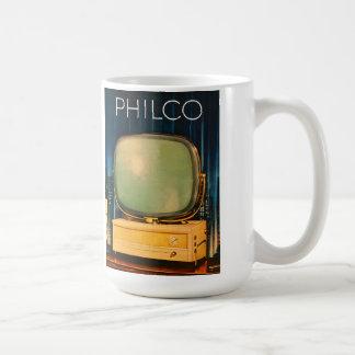 Televisión de Philco Predicta Tazas