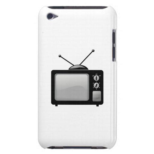 Televisión del vintage iPod Case-Mate cárcasa