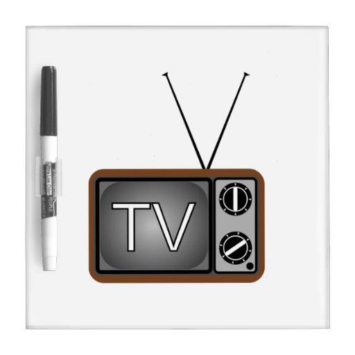 Television Dry Erase Whiteboard