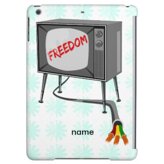 Television Freedom iPad Air Cover