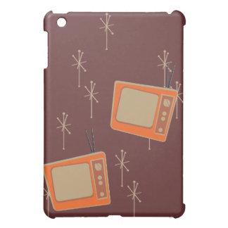 Television Makes Everyone Happy! Falling TVs iPad Mini Cover