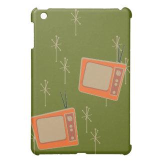 Television Makes Everyone Happy! Falling TVs iPad Mini Covers