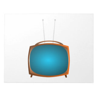 Television Memo Notepads