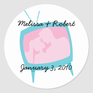 Television Moments Stickers