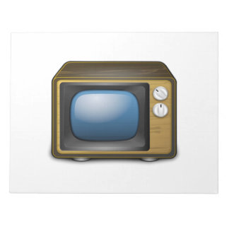 Television Note Pad