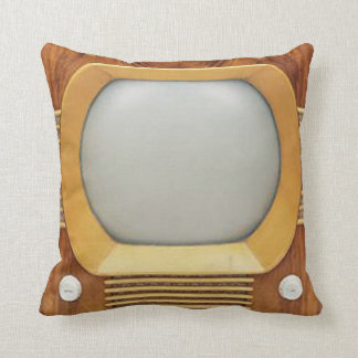 Television Pillow