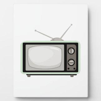 Television Photo Plaques