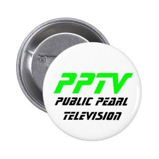 Televisión pública de la perla pin