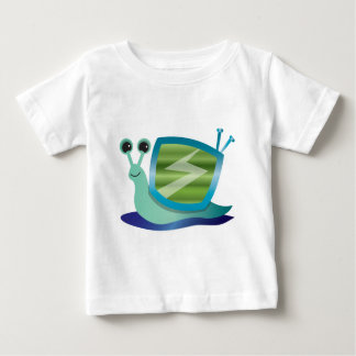 Television snail baby T-Shirt