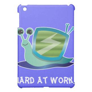 Television snail cover for the iPad mini