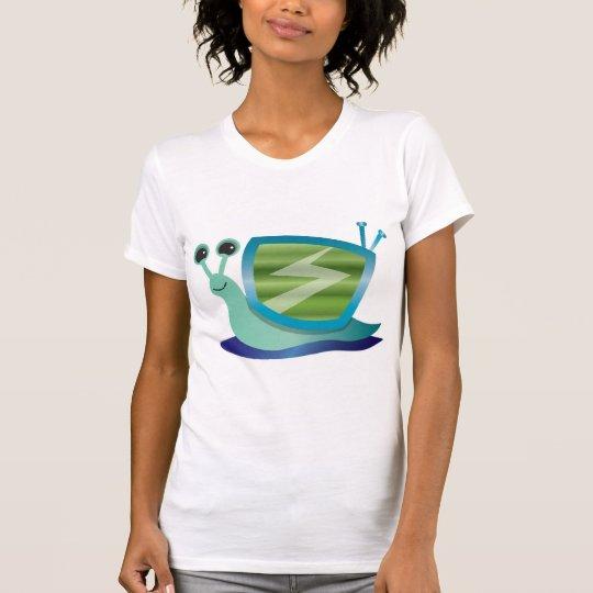 Television snail T-Shirt