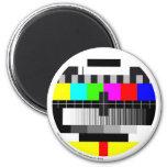 Televisión/Televisión/TV Imán Redondo 5 Cm