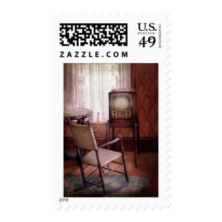 Television - The Invention of Television Postage Stamps
