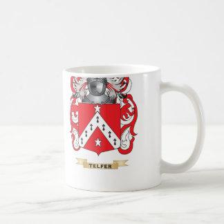 Telfer Family Crest (Coat of Arms) Coffee Mug