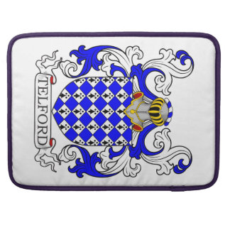 Telford Coat of Arms Sleeve For MacBooks